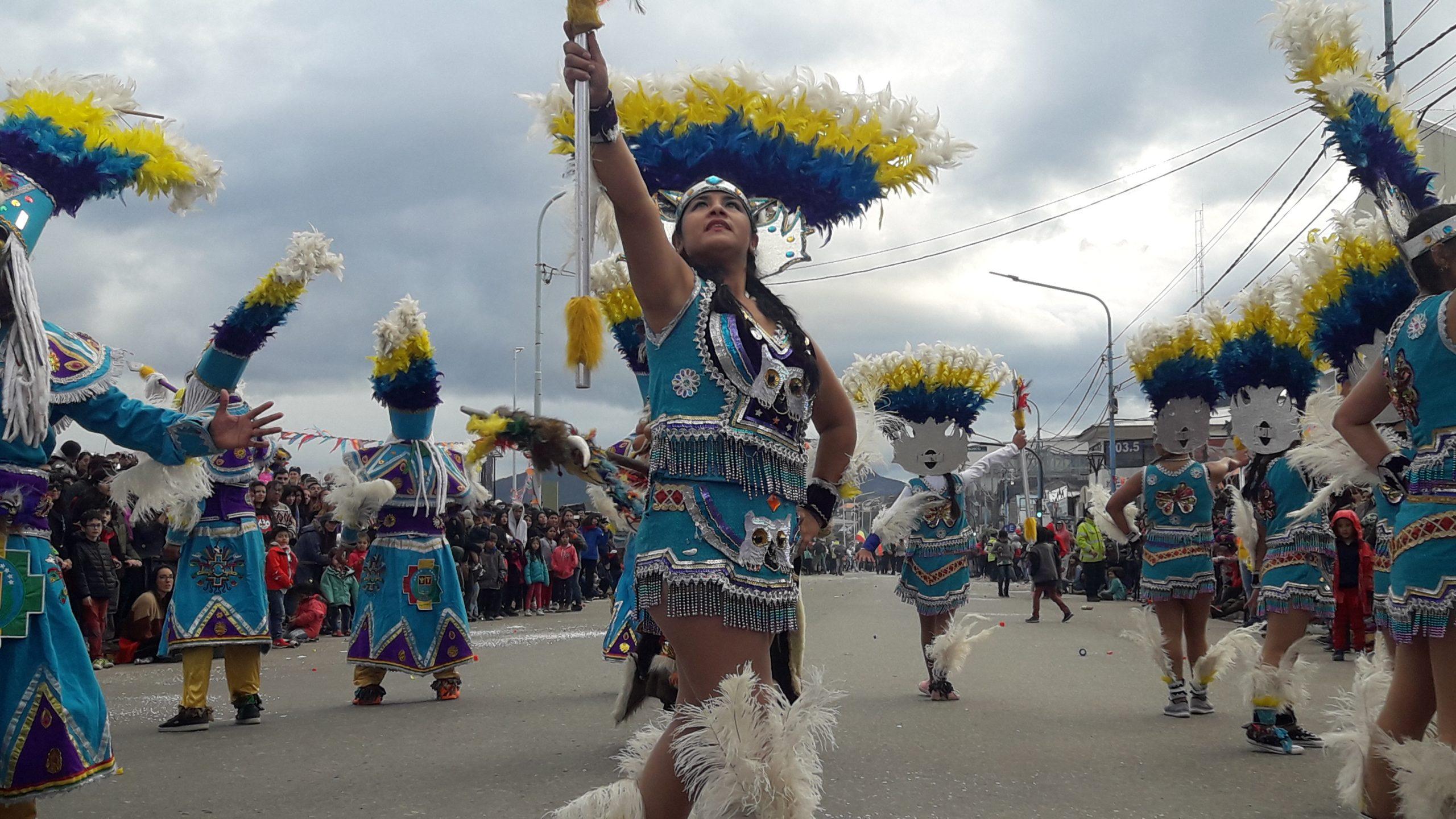"""Concluyeron los """"Carnavales del Fin del Mundo 2019"""""""