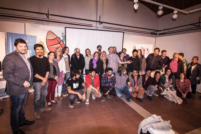 Finalizó el Encuentro Internacional de Muralismo de Ushuaia