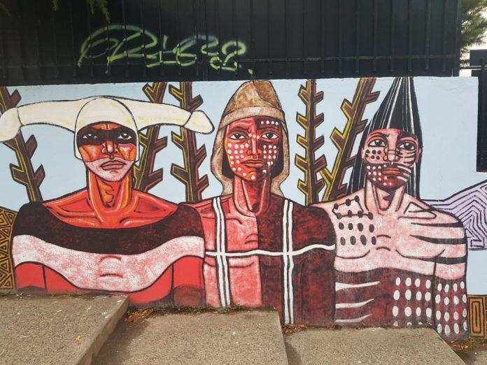 """Bocchicchio propone crear el Programa de """"Arte Mural y Grafiti"""""""