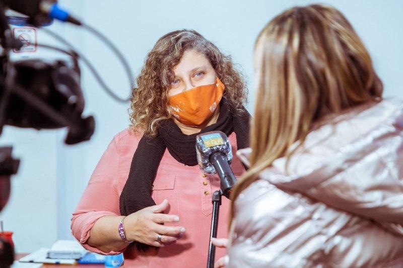 Ministra de Producción y Ambiente de la Provincia de Tierra del Fuego Antártida e Islas del Atlántico Sur, Sonia Castiglione