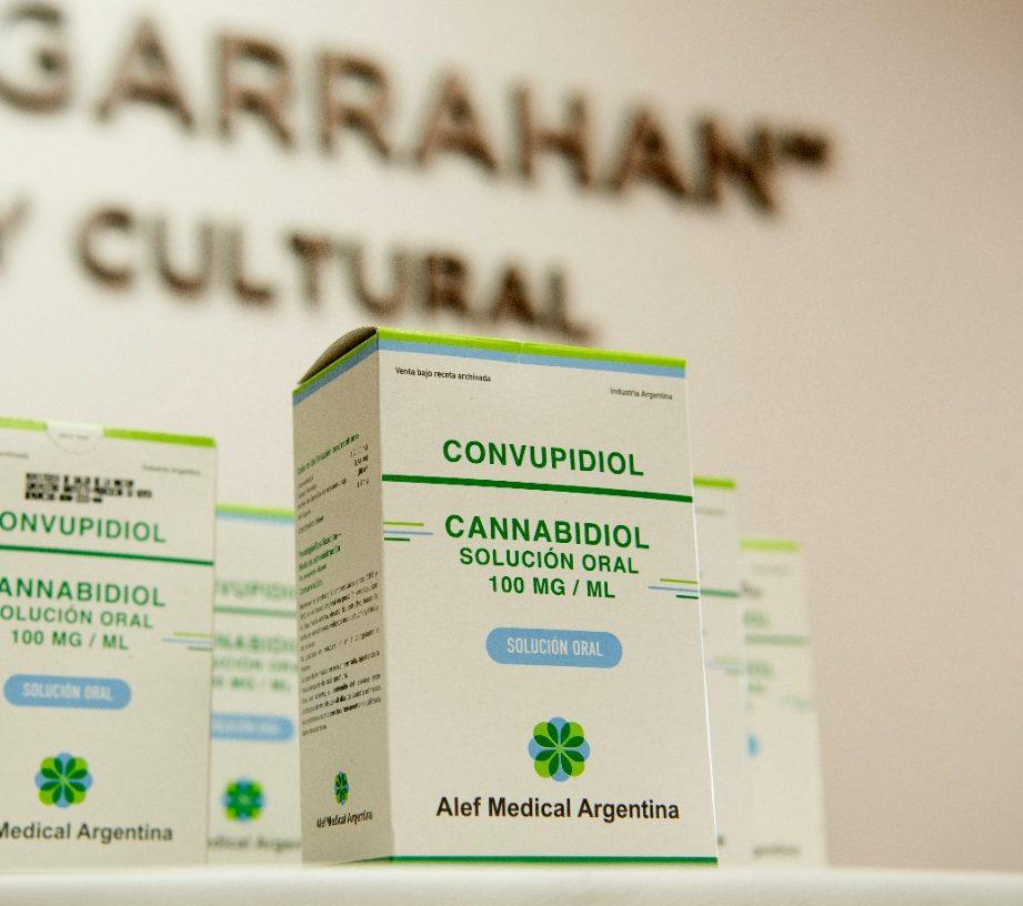 Formulaciones de Cannabis